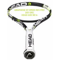 Raqueta Head Graphene Xt Speed Rev Pro