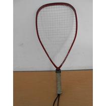 Raqueta Tenis Ektelon Largo Cm. Forro Color Rosa