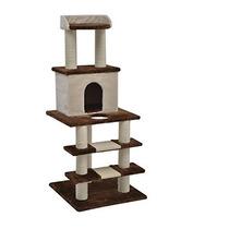 Arbol Para Gato Pawhut 50 \escalera Del Árbol Del Gato Que