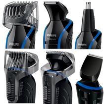 Rasuradora Recargable Philips Norelco Perfiladora Qg3330