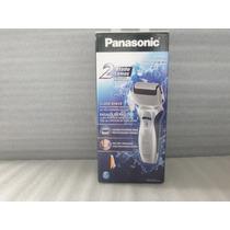 Rasuradora Eléctrica Recargable Panasonic 2 Blade Es-rw30-s