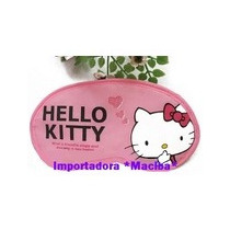 Antifaz Mascara Para Dormir Hello Kitty. Negro Y Rosa