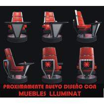 Silla La Voz Mexico, The Voice Chair, Vanguardista De Lujo