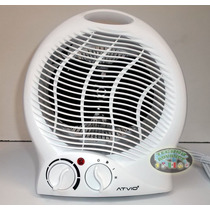 Calentador Con Ventilador 1500w 4 Velocidades 2 Niv Temperat