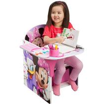 Pupitres Infantiles Con Almacenamiento Para Niño Y Niña