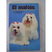 Libro El Maltés. ( Raza De Perro) - K. Di Giacomo