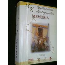 Veterinaria Caprinos Memoria Xx Reunion Nal Caprinocultura