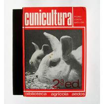 Cunicultura Crianza De Conejos Libro Importado 1974