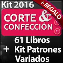 Kit Imprimible De Alta Costura Colección De Patrones + Bono