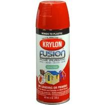 Krylon K02328000 Fusion For Plastic Aerosol Pintura En Aeros