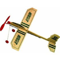 Paul K Guillow 55 Jetstream Balsa De Madera Planeador Plano