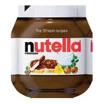 Nutella: The 30 Best Recipes (top Bound), Ferrero
