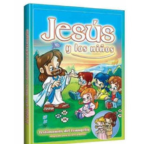 Aprendiendo Con Jesús Y Los Niños 1 Vol Reymo