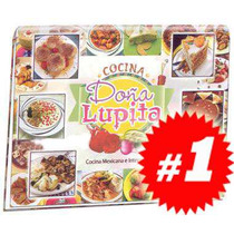 Cocina Doña Lupita 1 Vol Original