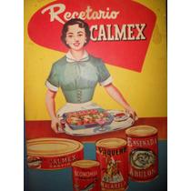 Recetario Calmex ( Recetas Con Pescados Enlatados )