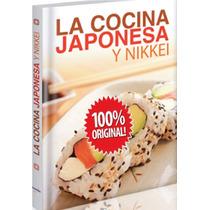 Libro La Cocina Japonesa Y Nikkei De Euromexico