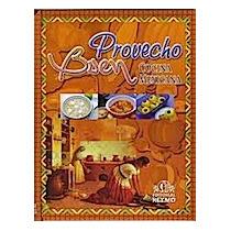 Provecho Buen Cocina Mexicana. Recetario De Exquisitos Plati