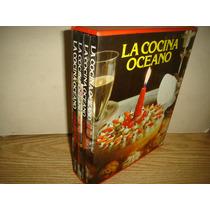La Cocina Océano, Repostería, Carnes, Mariscos, Pastas