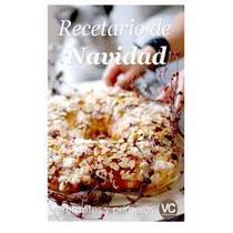 Recetario De Navidad, Entrantes Y Primeros-ebook-libro-digit