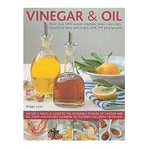Vinegar & Oil: More Than 1001 Natural, Bridget Jones