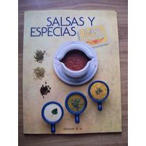 Salsas Y Especias-el Arte De La Cocina-ilust-edit-edisan-hm4