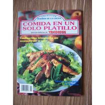 Comida En Un Solo Platillo-colecc.tesoros De La Cocina-mn4
