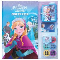 Cine En Casa: Frozen.una Aventura Congelada