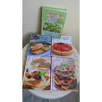 Coleccion Libros De Recetas Degustis