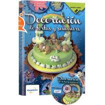 Decoracion De Tortas Y Souvenirs 1 Vol + Cd Euromexico