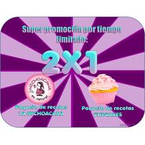 Paquete Michoacana Cupcakes Aguas Helados Paletas Dinero