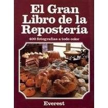 Pack De Libro De Repostería Los Mejores