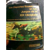 Deportes Ecuestres En Olimpiadas Mexico 68 (caballos, Jinete