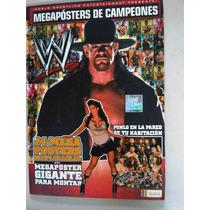 Lucha Libre Wwe Megaposters De Campeones Undertaker