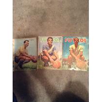 Revistas Futbol Años 60,s