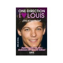 Libro One Direction I Love Louis