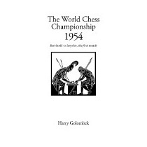 World Chess Championship 1954 (revised), Harry Golombek