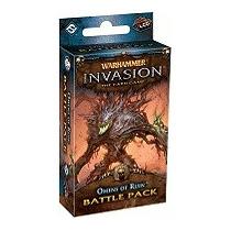 Warhammer: Invasion Lcg - Omens Of, Fantasy Flight Games