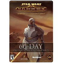 Star Wars: The Old Republic - 60 Días De Suscripción De Prep