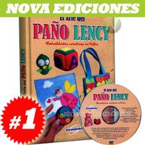 El Arte Del Paño Lency, Manualidades En Fieltro 1vol + 1cd