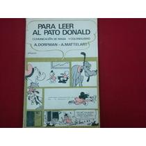 A. Dorfman, A. Mattelart, Para Leer Al Pato Donald