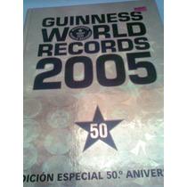 Libro Guinness World Record 2005 Edicion Especial Aniver Vv4
