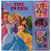Cine En Casa: Disney Princesas Libro De Cuentos