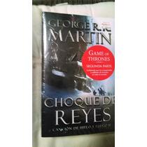 Libro - Choque De Reyes