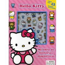 Mi Libro De Historias Magnéticas: Hello Kitty
