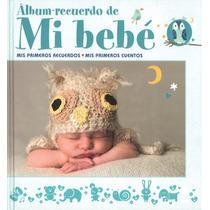 Álbum Recuerdo De Mi Bebe: Niño