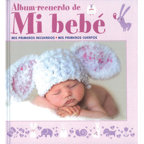 Álbum Recuerdo De Mi Bebe: Niña
