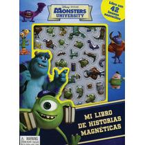 Mi Libro De Historias Magnéticas: Disney Monsters University