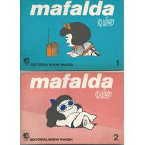Mafalda / Quino Editorial Nueva Imagen 1980