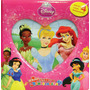 Mi Primer Libro De Rompecabezas: Disney Princesa