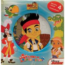 Mi Primer Libro De Rompecabezas: Jake Y Los Piratas Del País